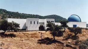 El observatorio astronómico de Almadén, cerrado tras una inversión de cuatro millones