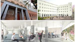 Así será el nuevo Colegio Mayor Beato Diego