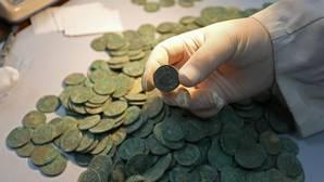 Piden a la Junta que el «tesoro romano» de Tomares vuelva al municipio para ser expuesto