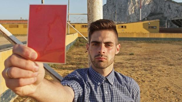 Jesús Tomillero lucha contra la homofobia en el deporte.