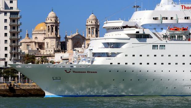 Tres días de récord en el Puerto de Cádiz