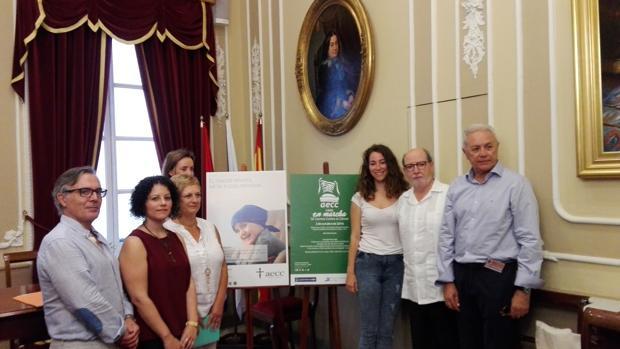 Carrera contra el cáncer en Cádiz