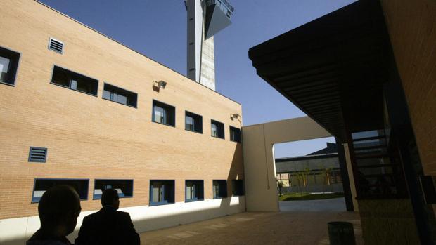 Cárcel Puerto III, donde se encontraba el preso que atacó a los funcionarios