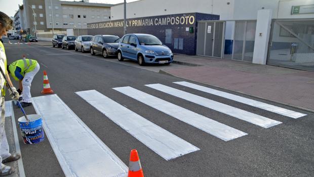Inversión de 60.000 euros para mejorar la señalización viaria