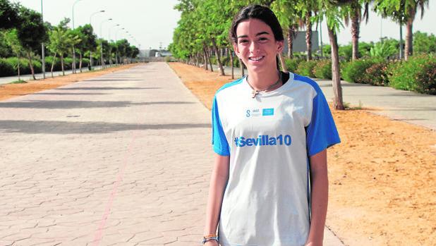 Laura Cuevas Piñero se ha proclamado campeona de Andalucía