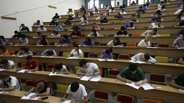 Un total de 1.449 alumnos acudirán a Selectividad en septiembre en la provincia