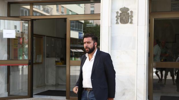 Fran González ratifica ante la jueza la denuncia por amenazas
