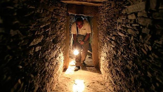 El dolmen de La Pastora y el dolmen de Matarrubilla son los únicos visitables