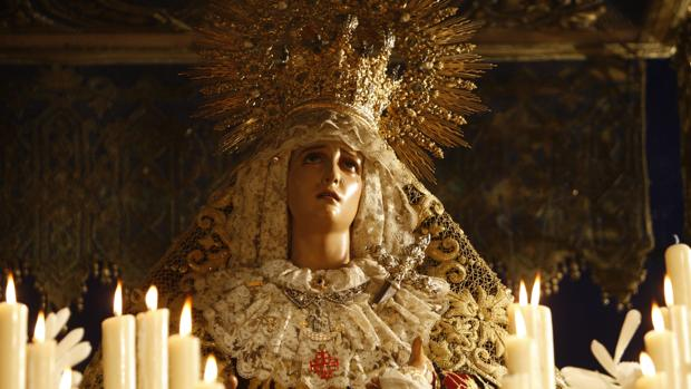 Solemne Triduo en honor de María Santísima de los Dolores
