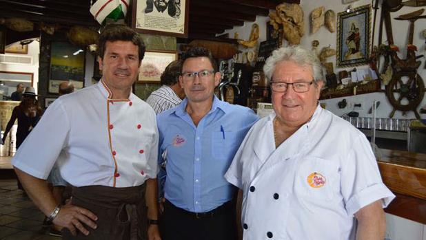 Las II Jornadas de la Sal y el Estero premian al restaurante Casa Bigote