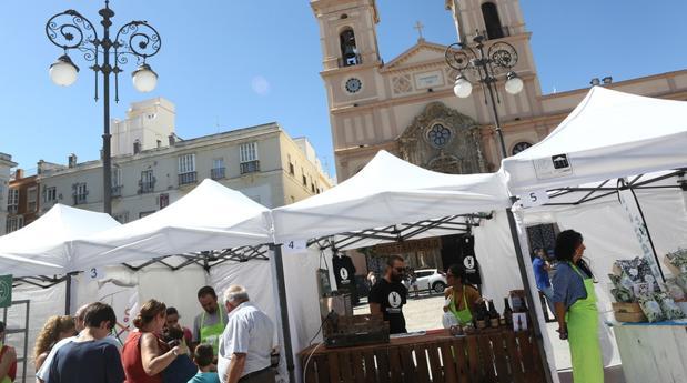 San Antonio se viste de mercado