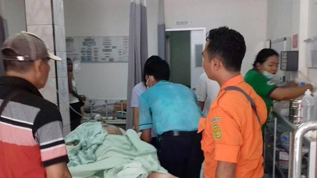 Dos de los heridos en Bali son una pareja gaditana en viaje de novios
