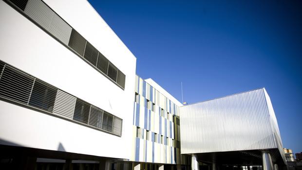 Momento de la inauguración de la Casa de las artes en 2012.