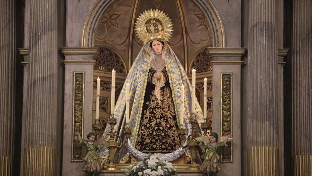 La Virgen de Lágrimas, hacia Catedral
