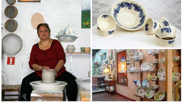 Montserrat Hidalgo: «La artesanía está poco valorada»
