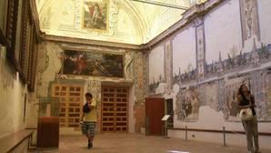 San Isidoro del Campo: un monasterio sin vigilantes y casi sin visitantes
