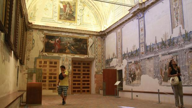 El monasterio de San Isidoro del Campo necesita una rehabilitación