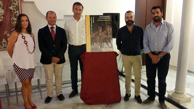 Presentación del cartel del XXXVI Campeonato de España de Enganches