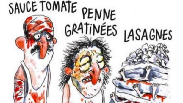 El Ayuntamiento de San Fernando retira el Premio Libertad de Expresión al semanario Charlie Hebdo