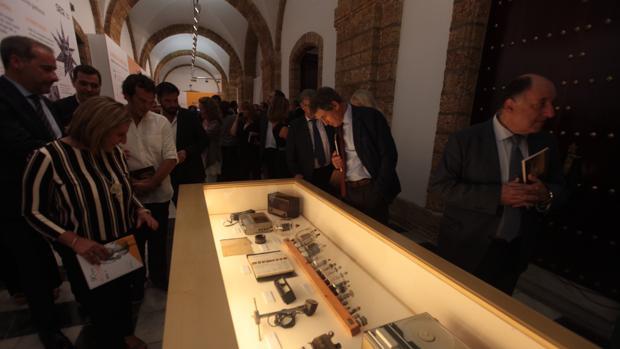 La exposición que se podrá visitar en el Palacio Provincial hasta el 1 de noviembre.