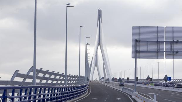 Mañana se cumple un año desde la inauguración del puente.
