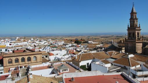 Vistas del municipio de Carmona