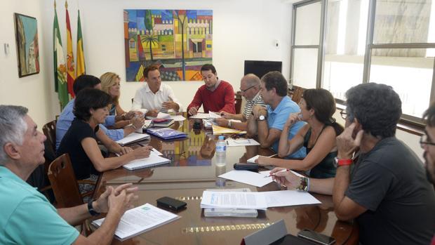 El gobierno aborda con Ecologistas en Acción asuntos estratégicos de ciudad