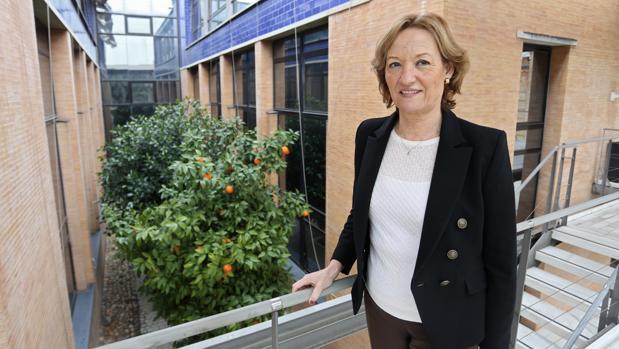 Carmen Ortiz, consejera de Agricultura de la Junta de Andalucía
