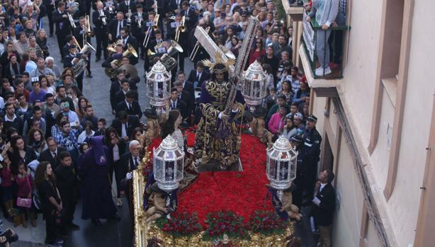 El Nazareno peregrina a San Francisco por el Año Jubilar