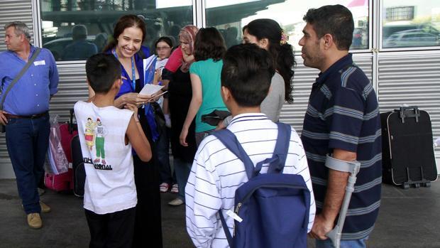 Cádiz acogerá a seis de los 31 refugiados que recibe España