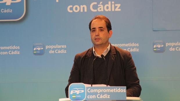 El PP exige a Irene García que «dé la cara» sobre los cursos de Delphi y Bahía Competitiva