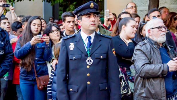 Andrés Bragado realizará la exaltación del Santo Ángel Custodio