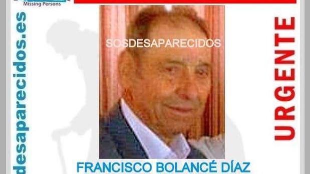 Localizado el anciano desaparecido en Peñaflor (Sevilla)