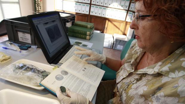 Ya se trabaja para que el tesoro sea expuesto en un futuro en un museo de Tomares