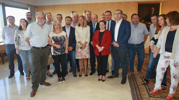 Representantes institucionales y afectados, juntos por el desdoble completo de la Nacional IV