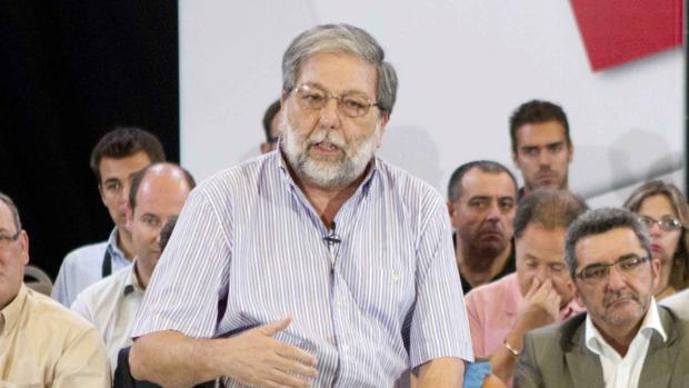 Francisco Toscano, en una imagen de archivo