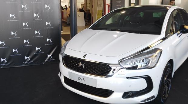 INAUTO presenta la gama de turismos DS Automobiles en Jerez