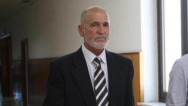 Balader, durante el juicio en la Audiencia Provincial.
