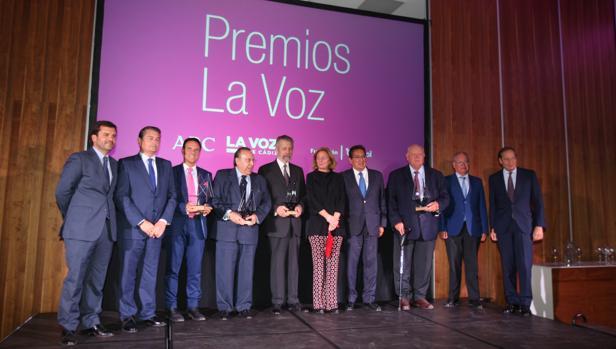 Arrancan los premios LA VOZ 2016