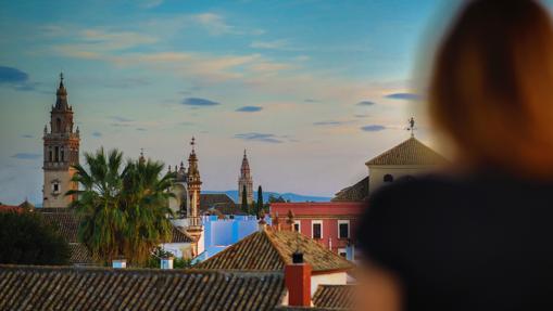 Vista de la localidad sevillana de Écija