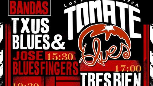 Cartel del Tomate Blues