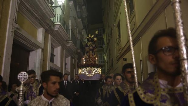 Solemne peregrinación del Nazareno a San Francisco