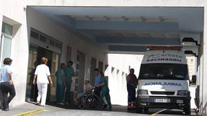 «Hay una deficiencia crónica de personal en el Hospital Puerta del Mar»