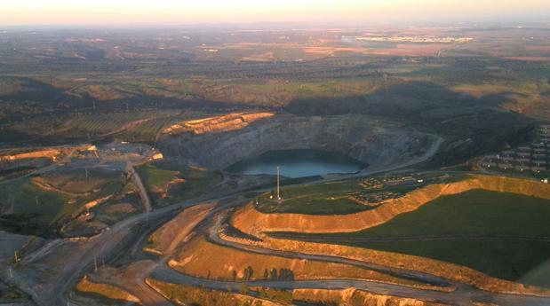Los sondeos en la mina de Aznacóllar continúan avanzando