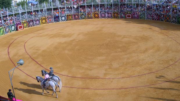 La Algaba celebra el veinte aniversario de su plaza de toros con un amplio programa de actividades