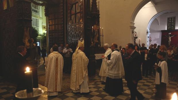 Vera-Cruz clausura el Año Jubilar con el cierre de la Puerta Santa