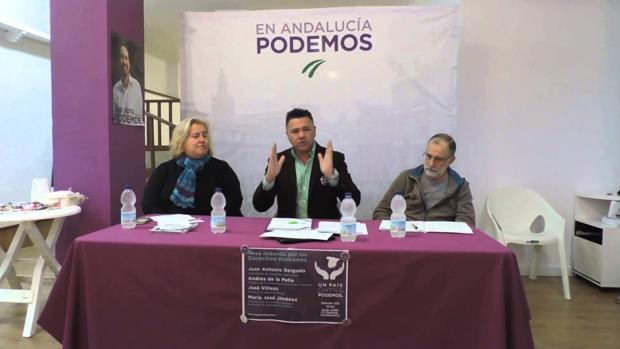 'Algeciras Sí se Puede' expulsa a su portavoz y le pide el acta de edil