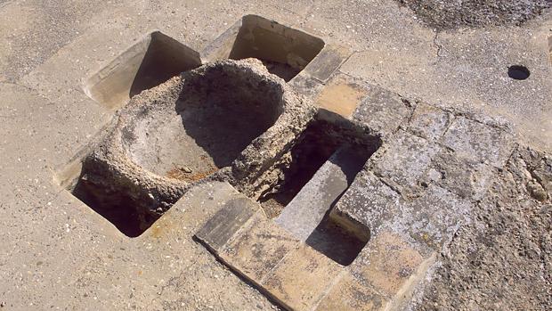 La basílica de Gerena bautizó a los primeros cristianos de Sevilla desde el siglo IV