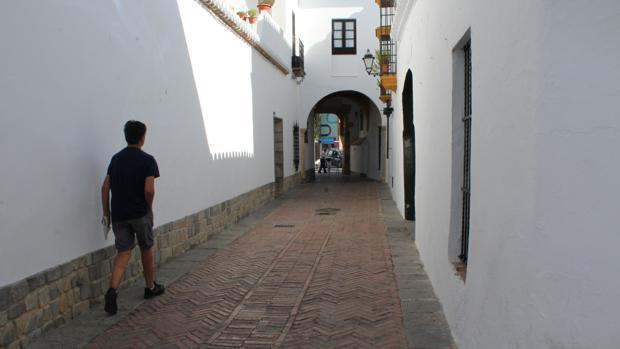 El callejón del Niño Perdido de Utrera fue en su día parte del barrio judío de la localidad