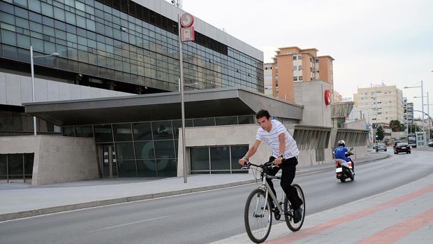 La implantación del carril bici, otra de las medidas incluidas.